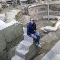 Amazing New Discoveries in Western Wall Tunnels, Including Ancient Theater
