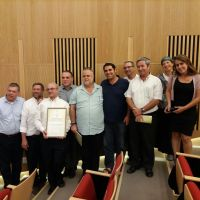 Efrat School Receives Prestigious National Education Award