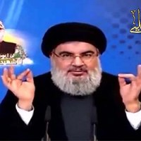 Hezbollah Chief Warns Against Israeli Plans to Build Border Wall