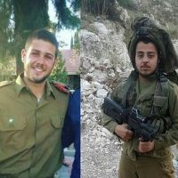 IDF Names Soldiers Killed by Terrorist at Mevo Dotan