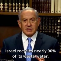 Netanyahu's 'Water for Iran' Video a Huge Hit in the Islamic Republic