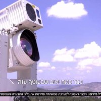 Watch: IDF Laser Beam Tracks & Destroys Terror Kites, Balloons and Drones