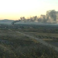 Syrian Army, Hezbollah, Ammunition Depot near Quneitra Blown Up