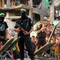 Gaza Terrorist Dead, and Blows Up His Own Son in Hamas 'Work Accident'