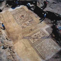 The Most Spectacular Mosaics Exposed in Israel to Receive the Most Spectacular Permanent Home in Lod