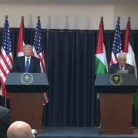 Trump Rebukes Abbas and the Palestinian Authority During Bethlehem Visit [video]