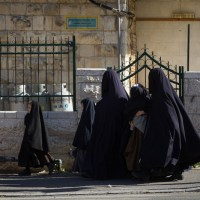 Judaism And The Rise Of Burka Women