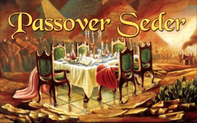Image result for pesach seder images