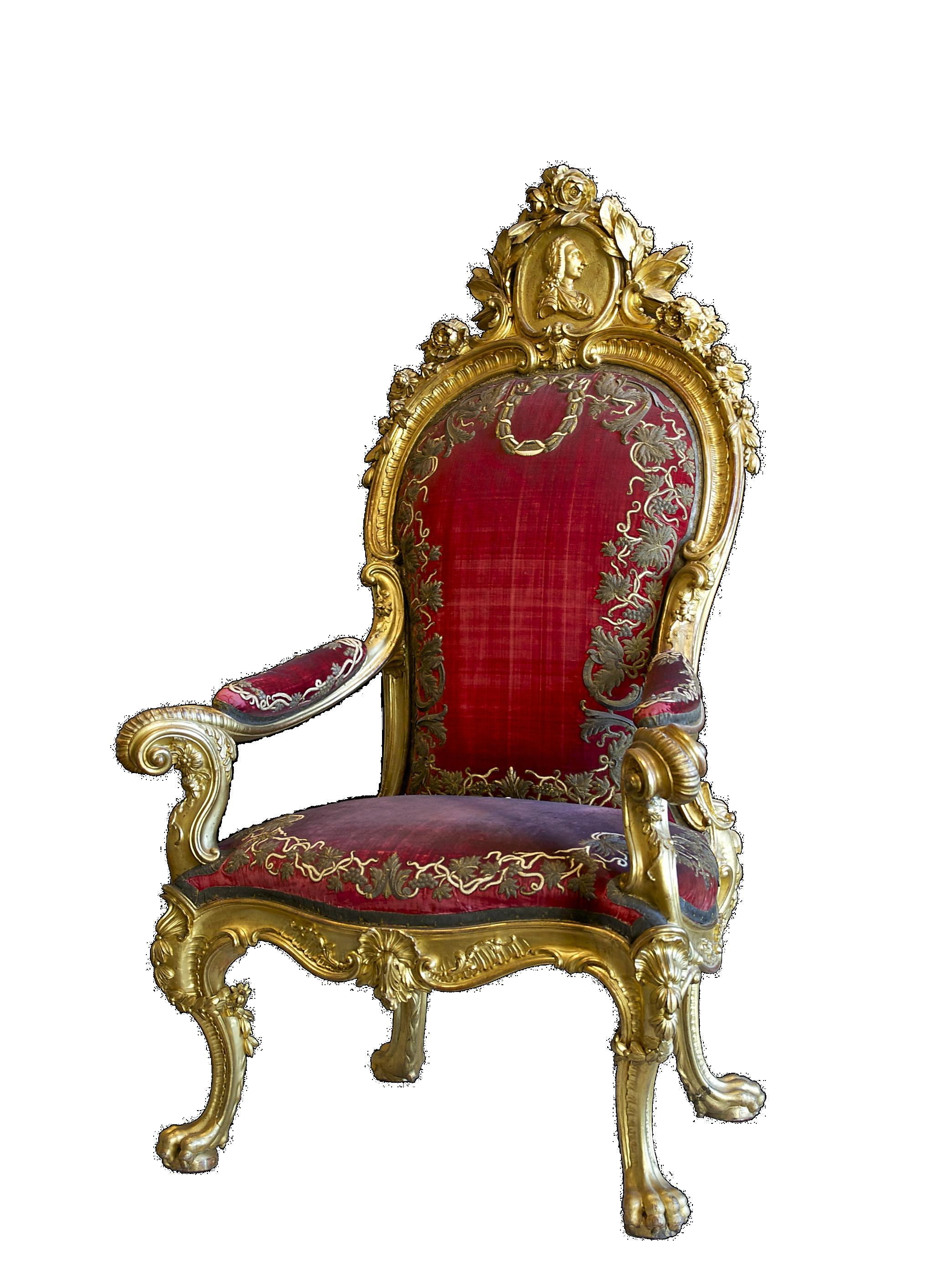 how to make a queen throne chair innit acapulco the whole megilla as youve never heard it before