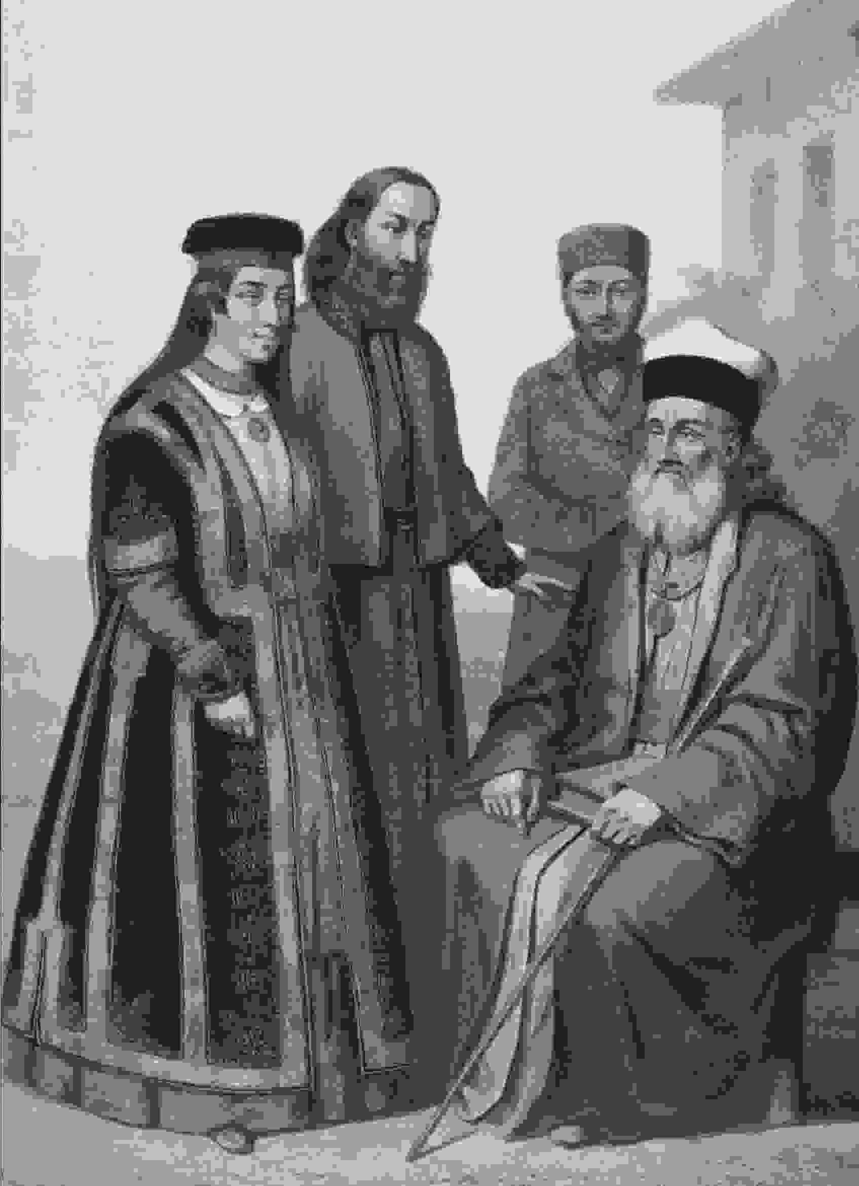 Karaim Jews Russia in 1860s