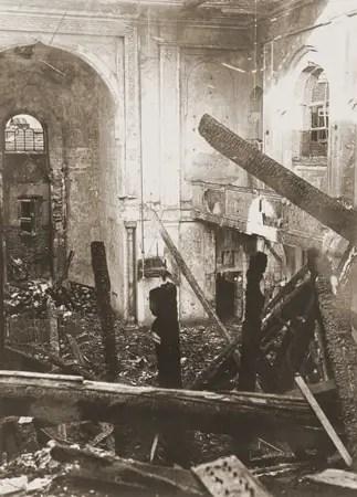Kristallnacht Photographs