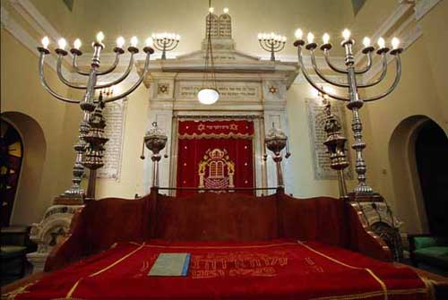 Synagogues Of Greece