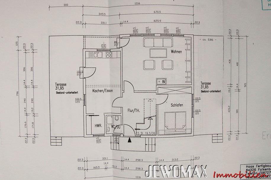 Jewomax Immobilien  Einfamilienhaus in Diemitz Schleuse