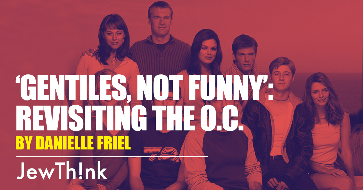 the oc featured