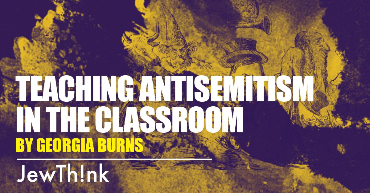 antisemitism featured