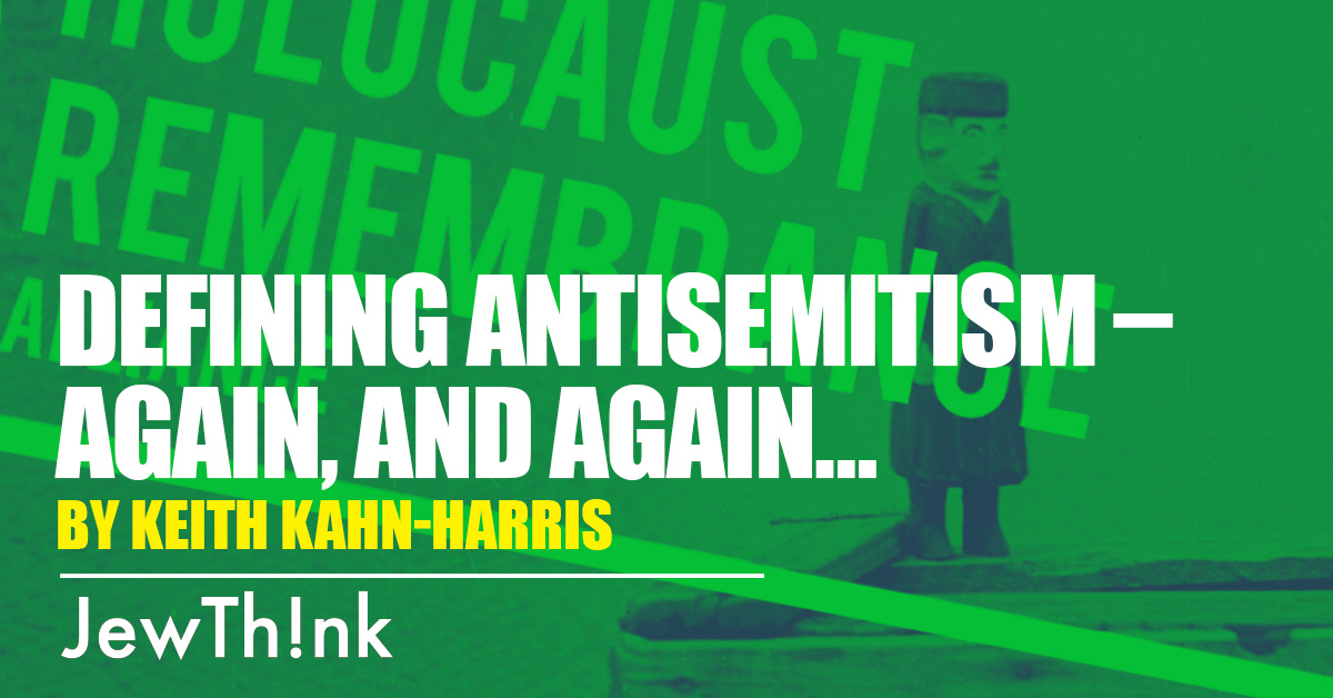 def antisemitism featured