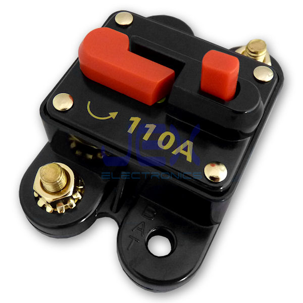 The Basic Circuit Breaker Consists Of A Simple Switch Connected