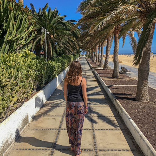 One successful travel blogger: Not all who wander are lost