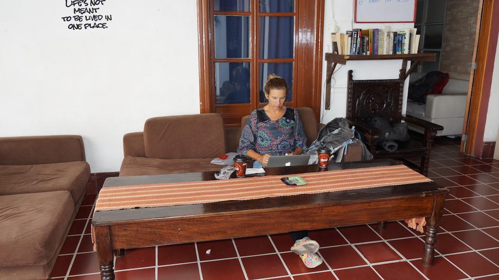 Guatemala has many accommodation options.