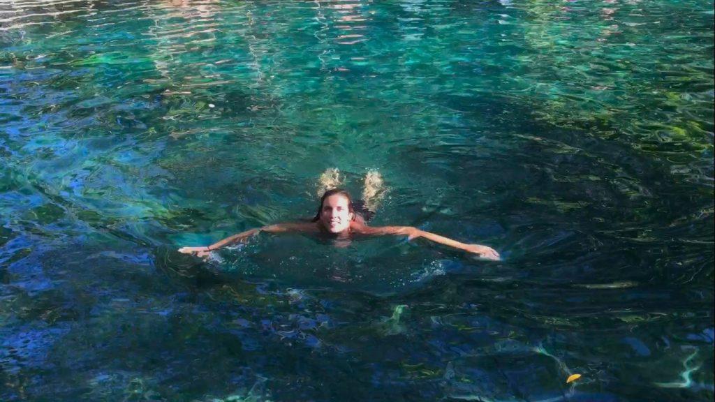 Ojo de Agua is one refreshing stop on your trip on Ometepe Island!