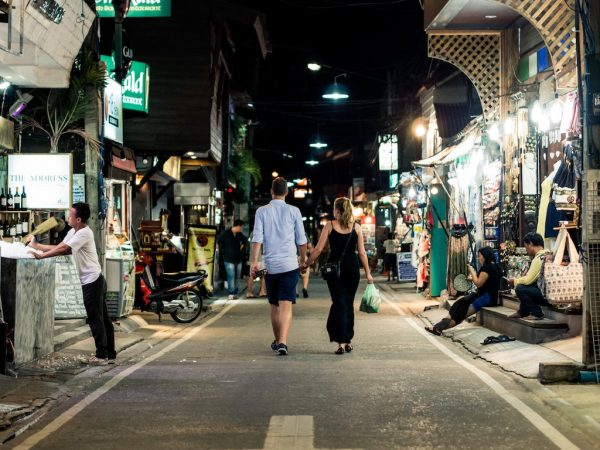 Walking through the streets of China Town in Bangkok - one must-do when in Thailand!