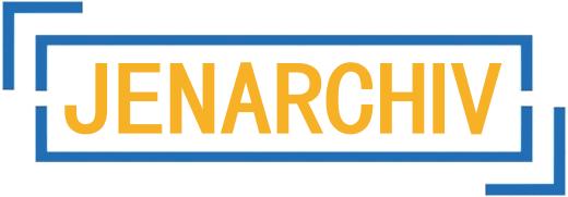 Das neue JENARCHIV Logo