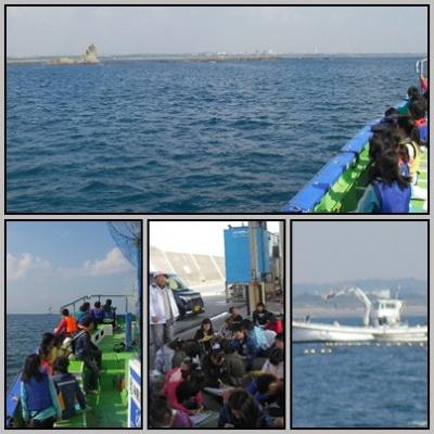 2012.10.22なでしこ小乗船体験