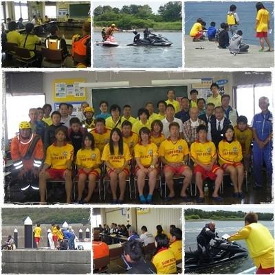 20130525救済会水上バイクパトロール