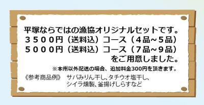 須賀まかせギフト参考コース
