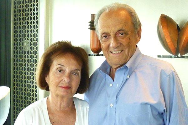 Ronald and Anita Wornick