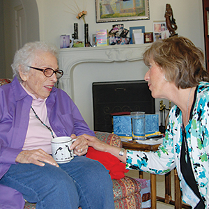 JFCS Palliative Care Volunteer Program