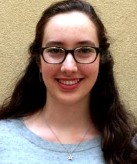 Rebecca Cormack learned event planning skills while interning in JFCS' Nutrition Programs