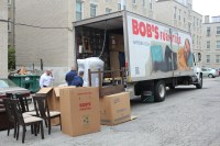 Bobs Discount Furniture Donates to Those in Need