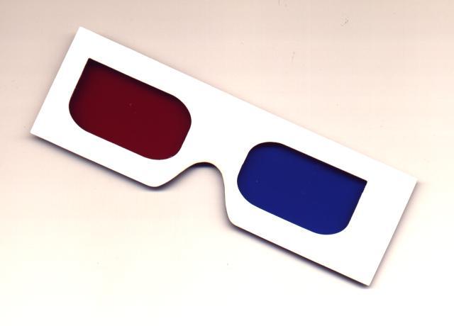 3-D Spectals