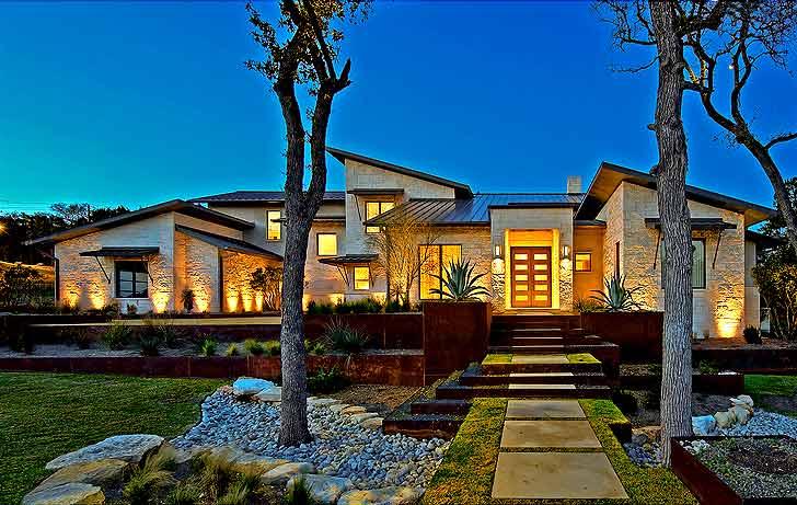Texas Residential Architect Austin TX  Fitzpatrick