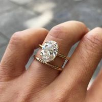 Hailey Baldwin engagement ring example - Jonathan's Fine ...