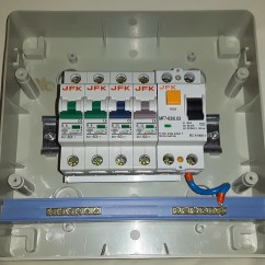 Rcd Wiring Diagram Nz Guitar 5 Way Switch Diagrams Plastic Consumer Unit 4 43 30ma Jfk Electrical