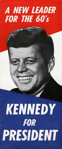 campaign of 1960 jfk library