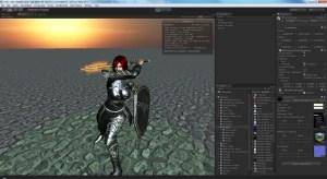 Modélisation avec Unity 3D