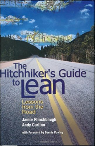 The Hitchhiker's Guide to Lean book cover