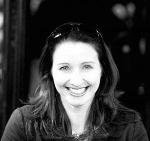 Joanna Penn grin