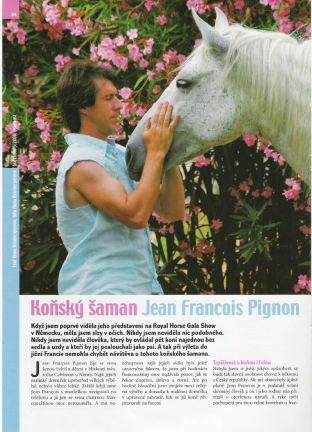 Presse tchèque - Jean-François Pignon