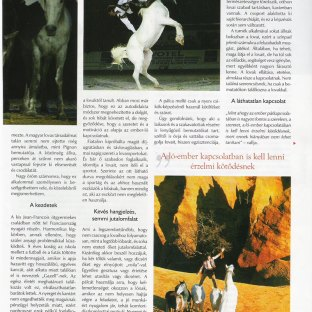 Presse hongroise - Jean-François Pignon