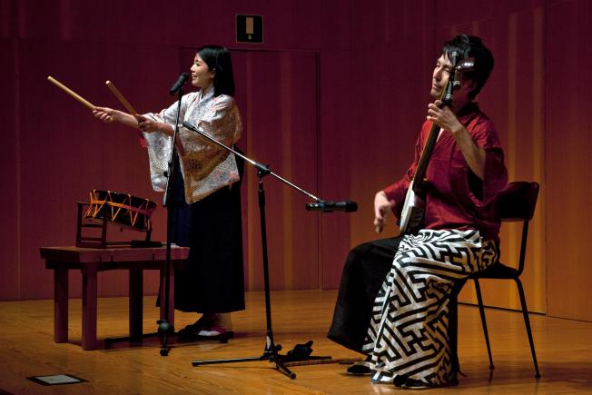 A sinistra Akari Mochizuki, a destra Hibiki Ichikawa ©=© Mario Boccia
