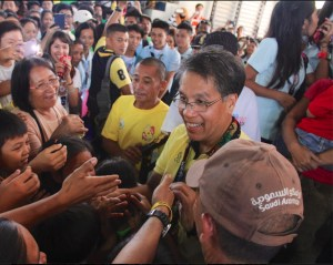 Candidate of Filipino elite wants to be next president of the Philippines