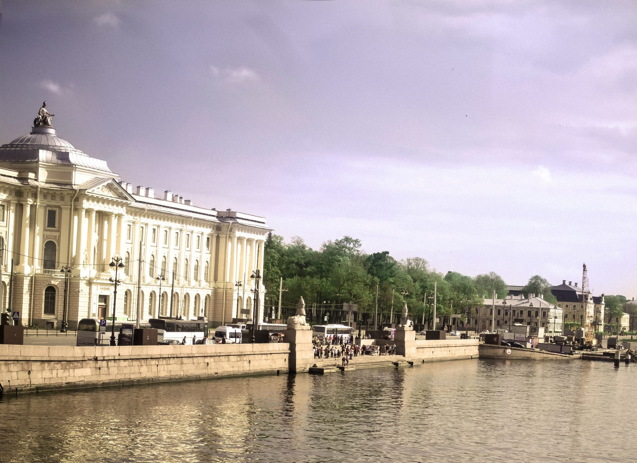 Love Lost: Moscow