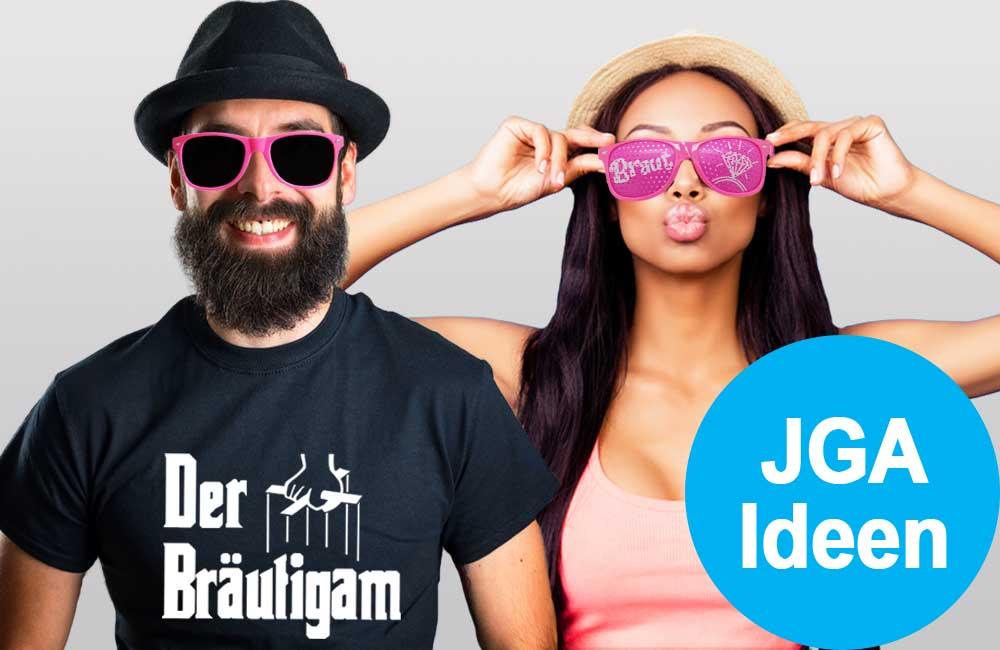 Junggesellenabschied Top JGA Ideen fr Frauen  Mnner
