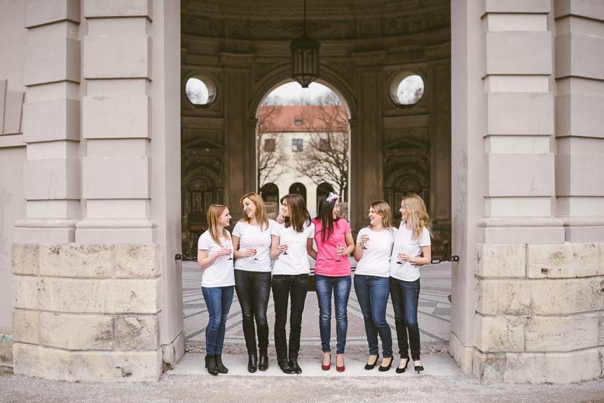 Junggesellinnenabschied in München - 10 Tipps zum Shooting