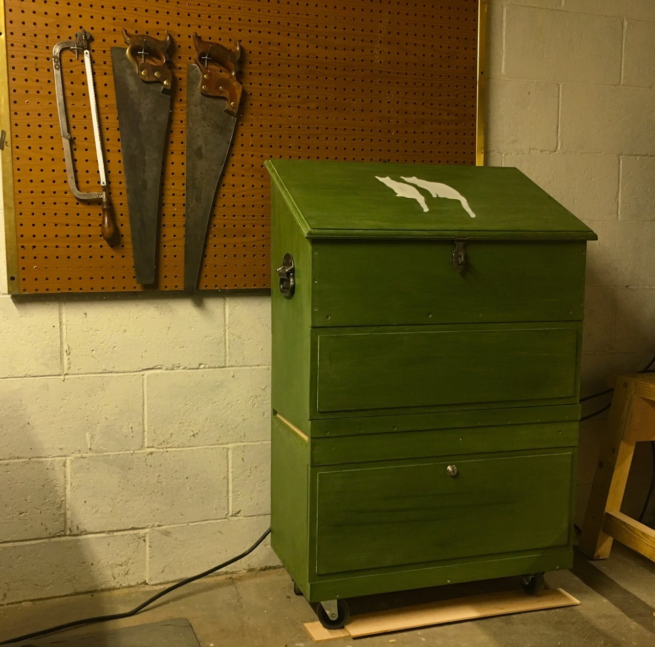 Dutch Tool Chest Build