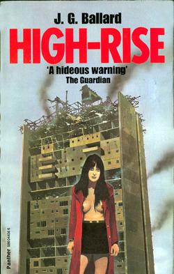 JG Ballard Book Cover Scans 1974 1977